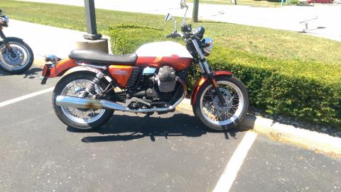 2013 Moto Guzzi V7 Special in Shelby Township, Michigan