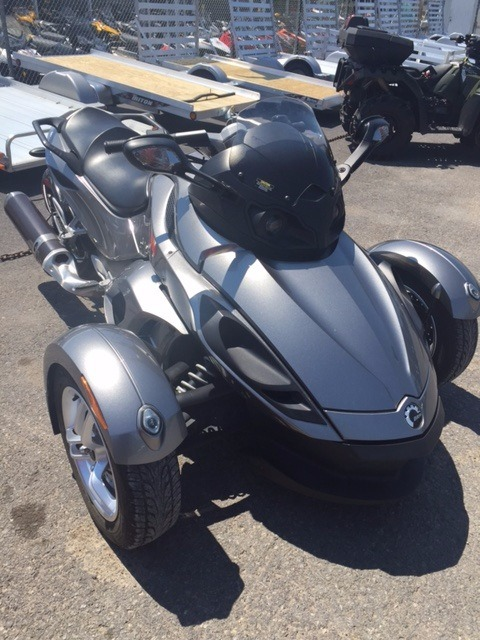 2011 Can-Am Spyder® RS SM5 in Phoenix, New York