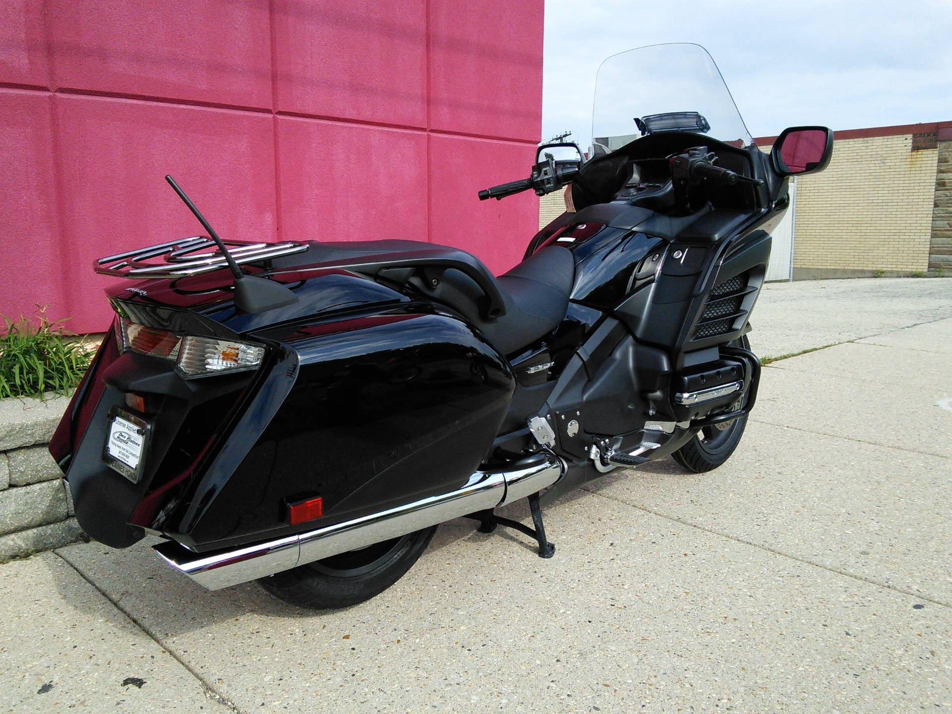Used 2013 honda gold wing f6b motorcycles in des plaines il for Honda des plaines