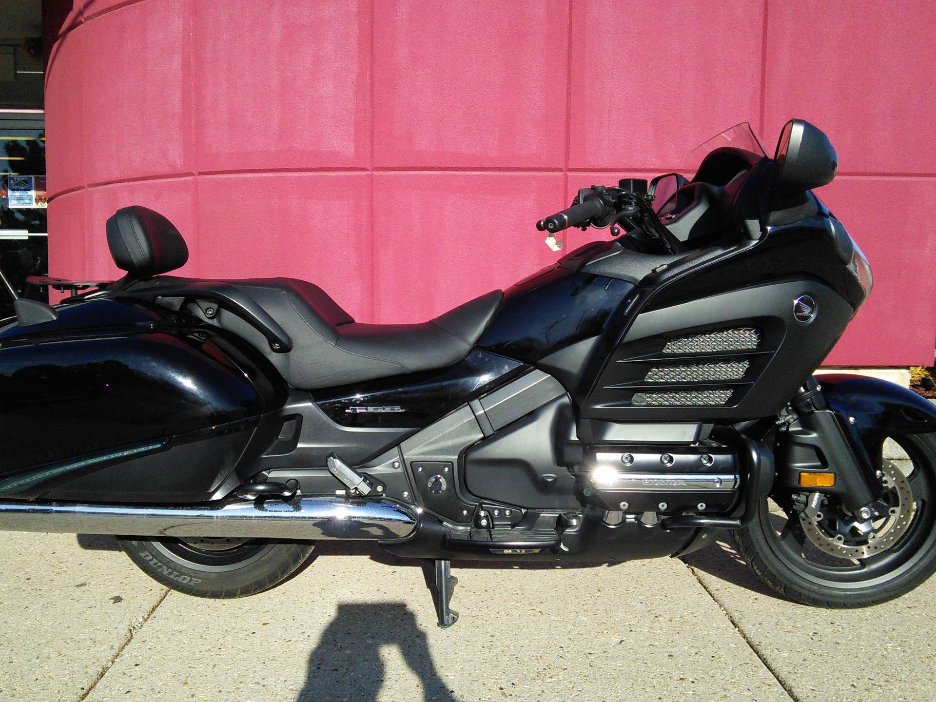Used 2013 honda gold wing f6b deluxe motorcycles in des for Honda des plaines