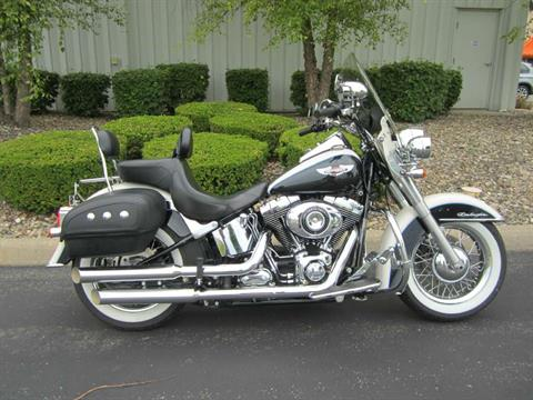 2012 Harley-Davidson Softail® Deluxe in Plain City, Ohio