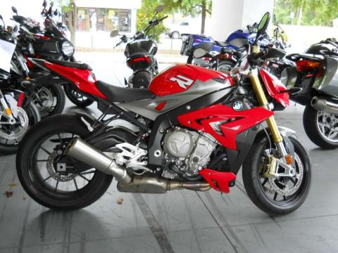 2016 BMW S 1000 R in Orange Park, Florida