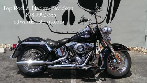 2014 Harley-Davidson Heritage Softail Classic in Canoga Park, California