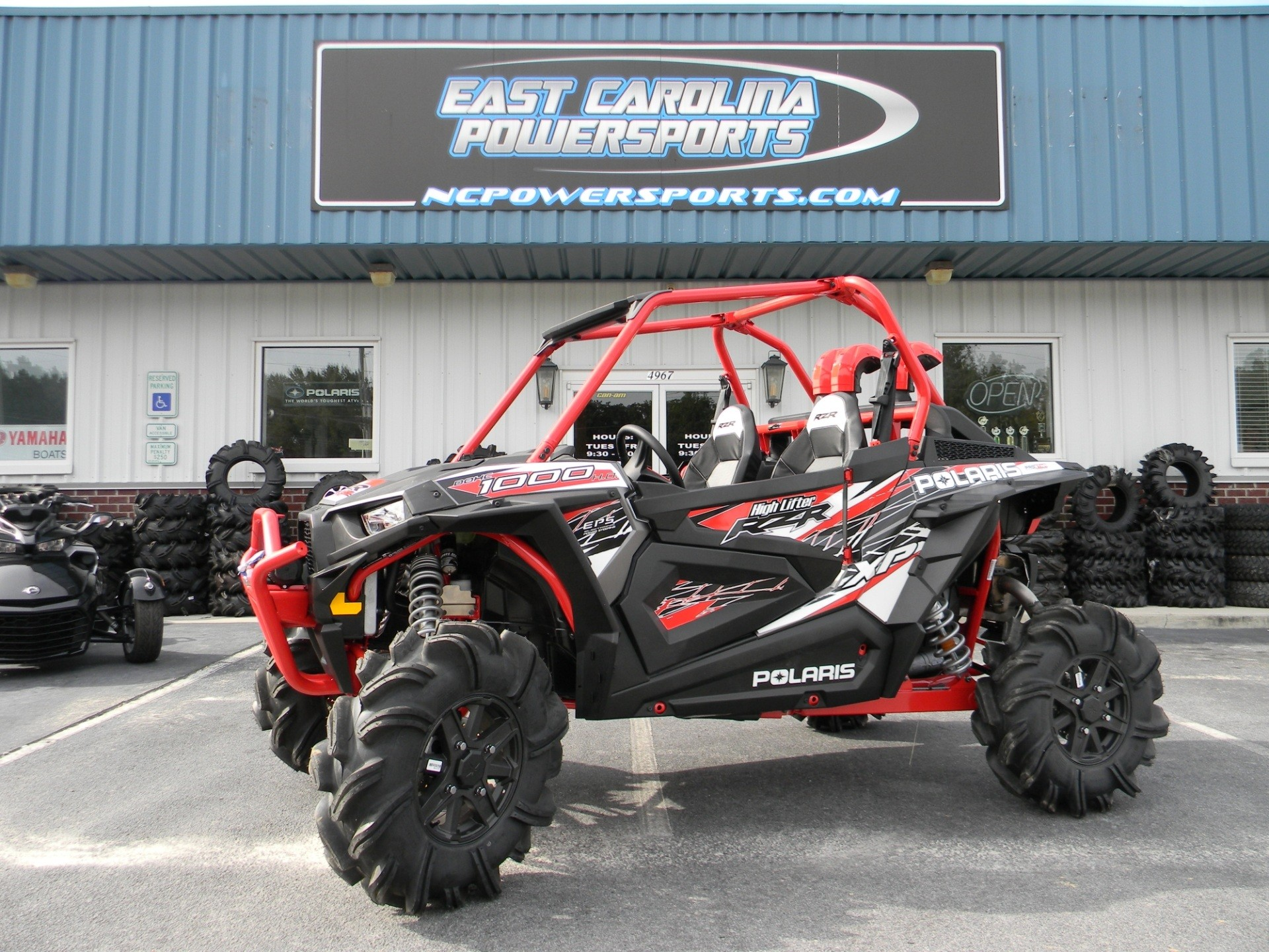 2016 RZR XP 1000 EPS High Lifter Edition