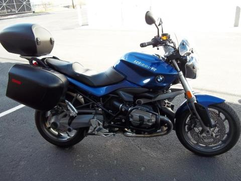 2013 BMW R 1200 R in Omaha, Nebraska