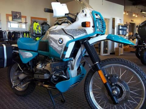 1994 BMW R100 PARIS DAKAR in Omaha, Nebraska