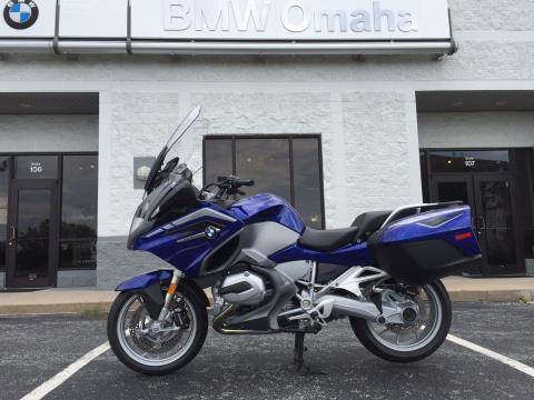 2016 BMW R 1200 RT in Omaha, Nebraska