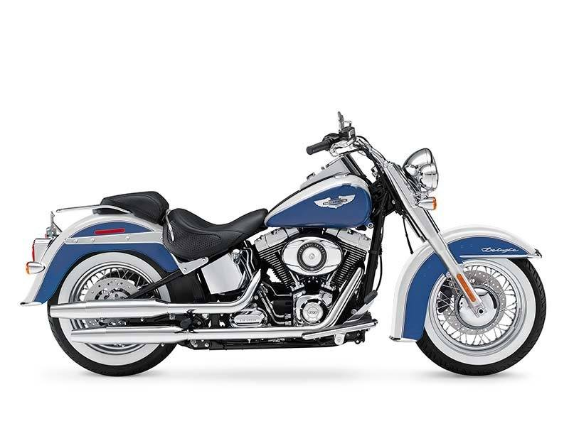 2015 Harley-Davidson Softail® Deluxe in Chippewa Falls, Wisconsin