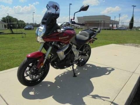 2011 Kawasaki Versys® in Winchester, Tennessee