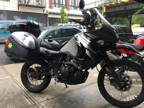 2012 Kawasaki klr650 in Brooklyn, New York