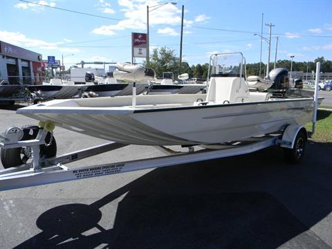 2017 Alumacraft 2072 BAY T in Lake City, Florida