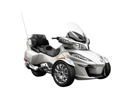 2016 Can-Am Spyder® RT Limited in Zulu, Indiana