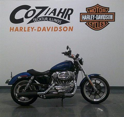 2016 Harley-Davidson Sportster 883 Low in Forsyth, Illinois