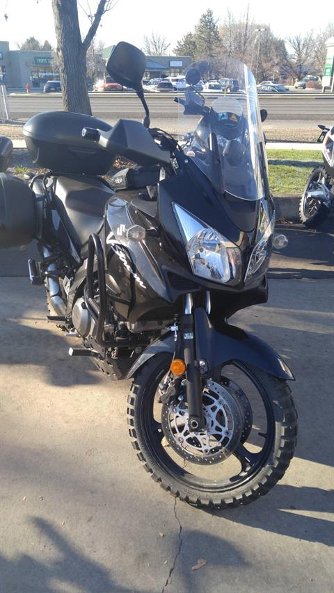 2012 Suzuki V-Strom 1000 Adventure in Boise, Idaho