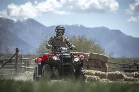 2017 Honda FourTrax® Rancher® 4x4 in Scottsdale, Arizona