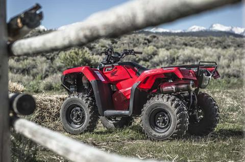2017 Honda FourTrax® Rancher® 4x4 ES in Scottsdale, Arizona
