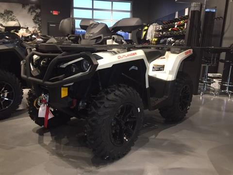 2017 Can-Am Outlander XT 650 in Grantville, Pennsylvania