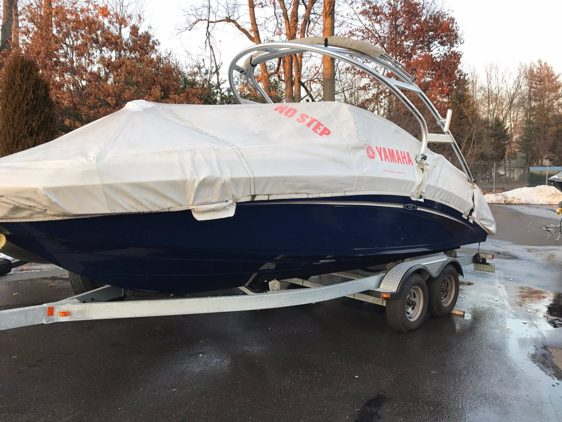 2014 Yamaha 242 Limited S in South Windsor, Connecticut