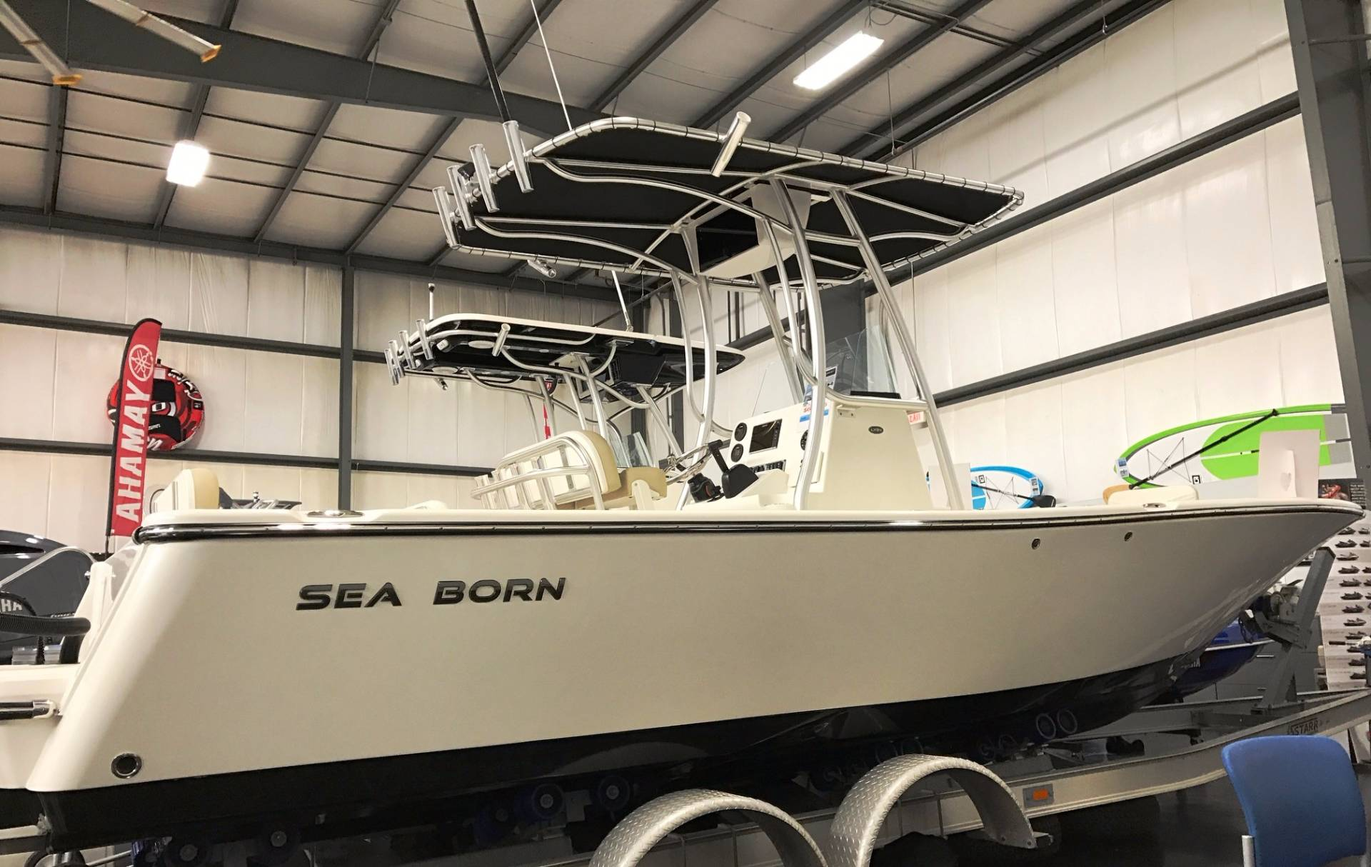 2017 Sea Born LX24 Center Console in South Windsor, Connecticut
