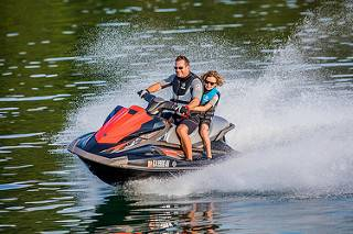 2017 Yamaha VX Deluxe in South Windsor, Connecticut