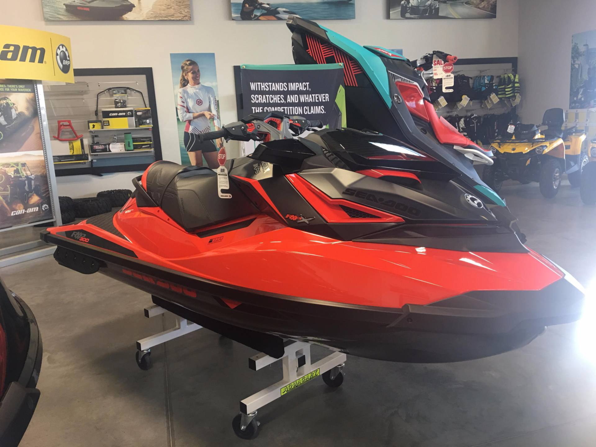 2017 Sea-Doo RXP®-X® 300 in Las Vegas, Nevada