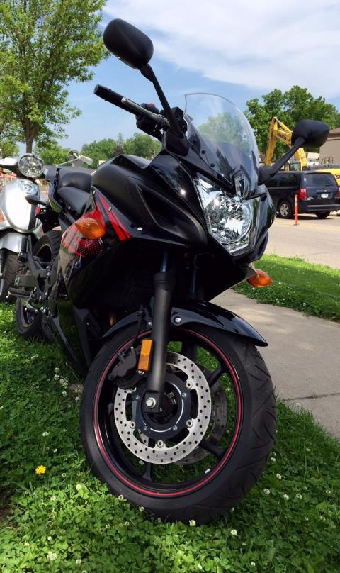 2012 Yamaha FZ6R in Red Wing, Minnesota