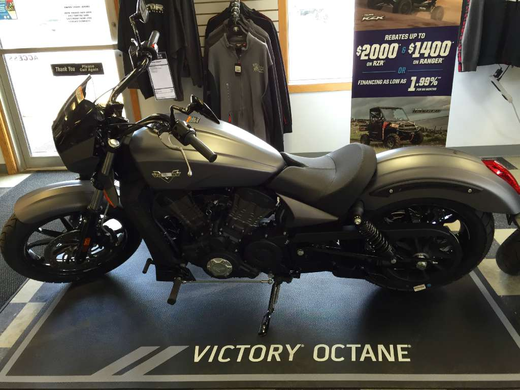 2017 Victory Octane™ in Red Wing, Minnesota