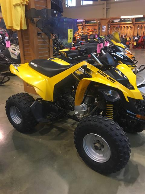 2011 Can-Am DS 250™ in Elma, New York