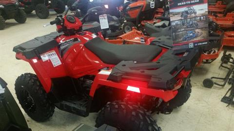2017 Polaris Sportsman® 570 EPS in Bigfork, Minnesota