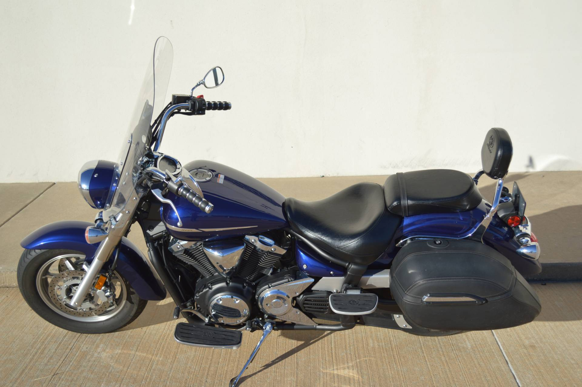 2007 yamaha v star 1300 motorcycles shawnee oklahoma for Yamaha motorcycles okc