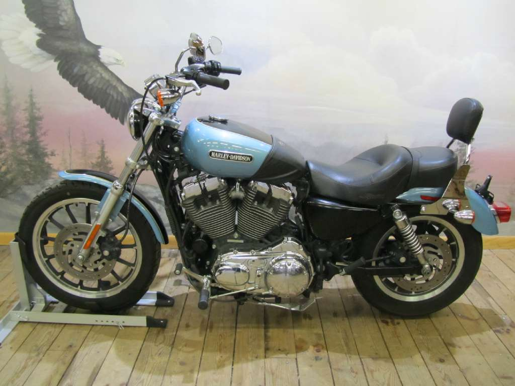 2008 harley davidson sportster 174 1200 low motorcycles hermon maine