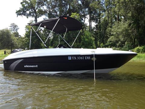 2015 Bayliner Element in Willis, Texas