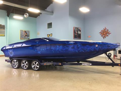 2006 Ultra Custom Powerboats 28 Stealth in Willis, Texas