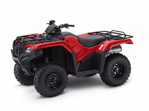 2017 Honda FourTrax® Rancher® in Bedford, Indiana