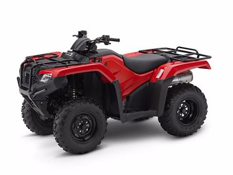2017 Honda FourTrax® Rancher® 4x4 DCT EPS in Bedford, Indiana
