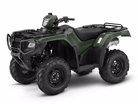 2017 Honda FourTrax® Foreman® Rubicon® 4x4 DCT EPS in Bedford, Indiana