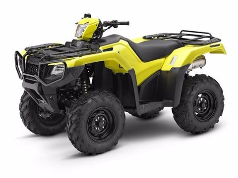 2017 Honda FourTrax® Foreman® Rubicon® 4x4 EPS in Bedford, Indiana