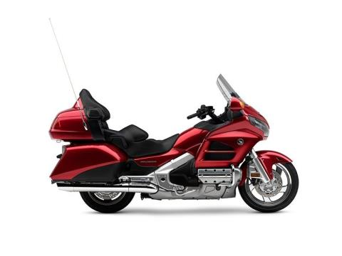 2016 Honda Gold Wing® Audio Comfort in Bedford, Indiana