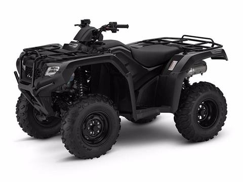 2017 Honda FourTrax® Rancher® 4x4 DCT IRS EPS in Bedford, Indiana