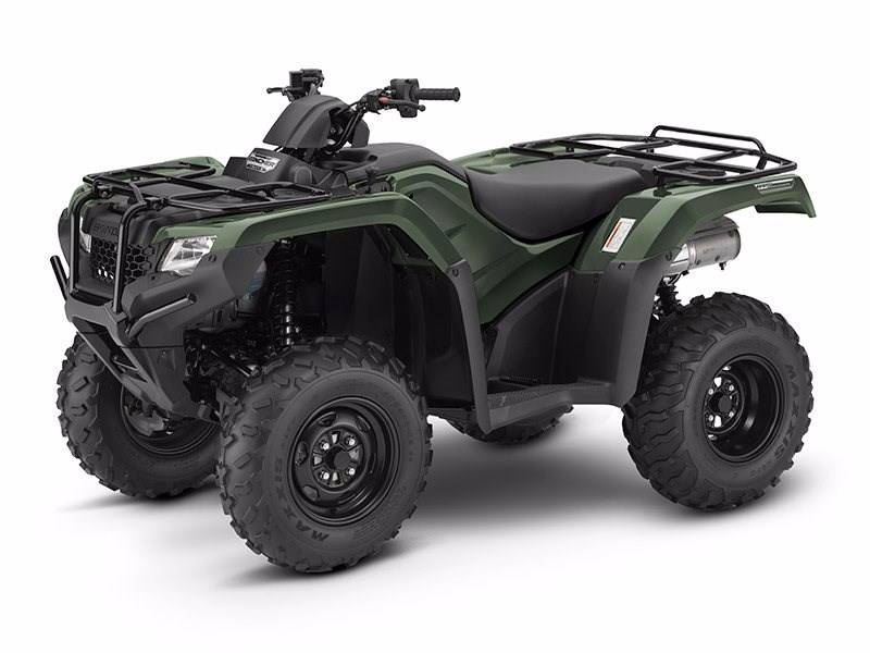 2017 Honda FourTrax® Rancher® 4x4 DCT IRS in Bedford, Indiana