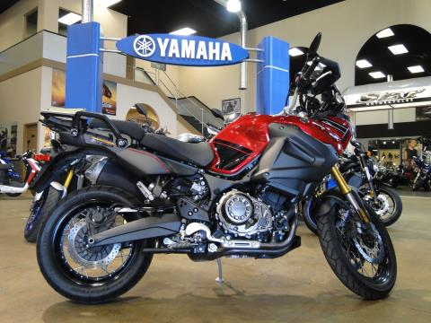 2015 Yamaha Super Ténéré ES in Denver, Colorado