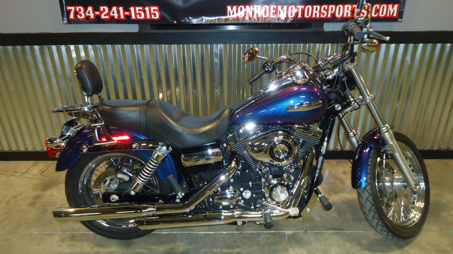 2010 Dyna Super Glide Custom