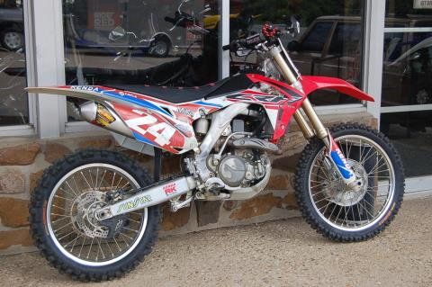 2015 Honda CRF®450R in North Little Rock, Arkansas