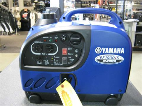2015 Yamaha Inverter EF1000iS in Harbor City, California