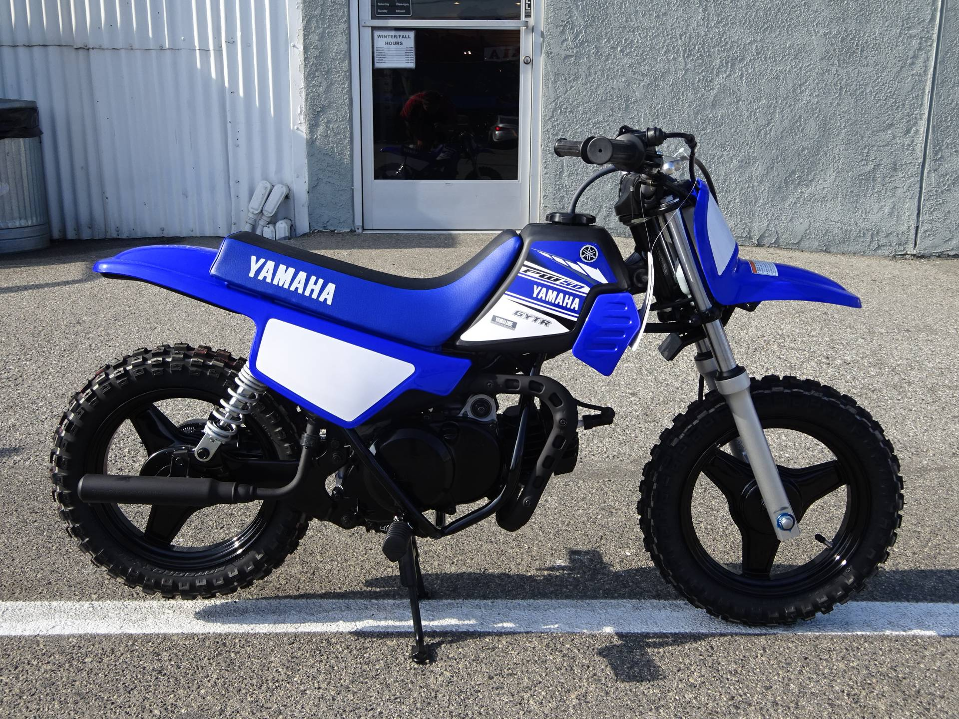 New 2017 yamaha pw50 motorcycles in harbor city ca for 2017 yamaha pw50