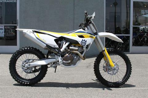 2015 Husqvarna FC 350 in Harbor City, California