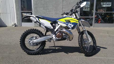 2016 Husqvarna TE 250 in Harbor City, California