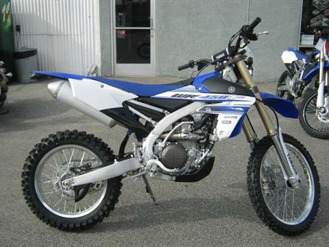 2016 Yamaha WR450F in Harbor City, California