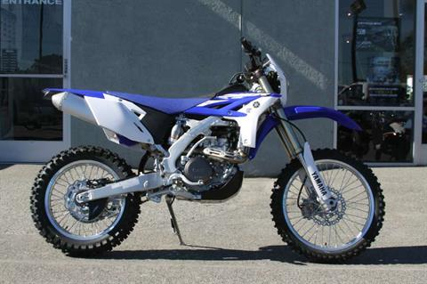 2015 Yamaha WR450F in Harbor City, California