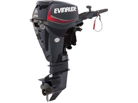 2016 Evinrude E25DGTE in Mountain Home, Arkansas
